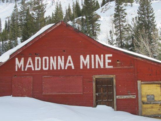 Monarch, CO: historic mine