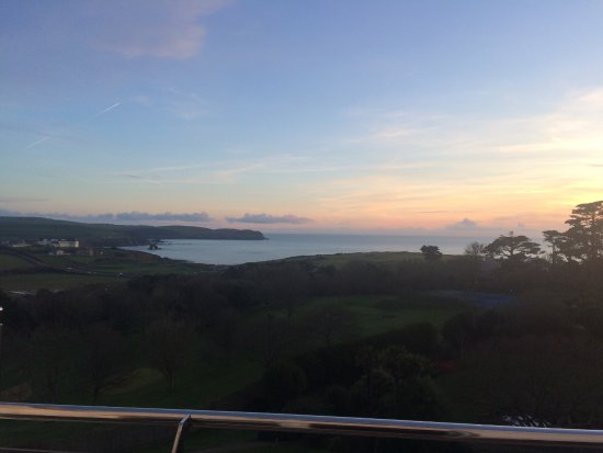 Thurlestone, UK: Sea View in the moring