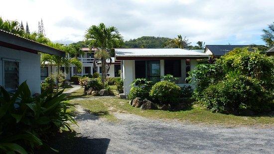 Arorangi, Cookøerne: Отель