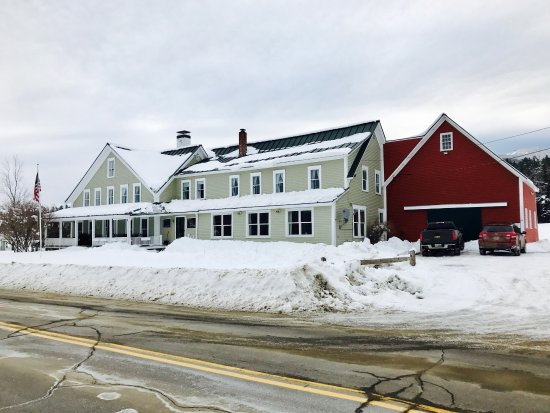 Kinsman Lodge