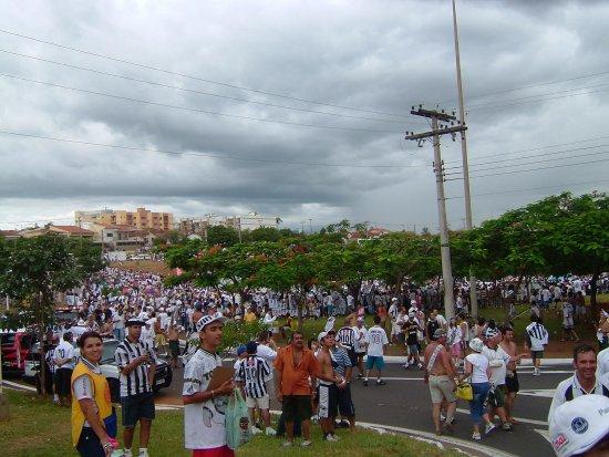 Estádio Benedito Teixeira Foto