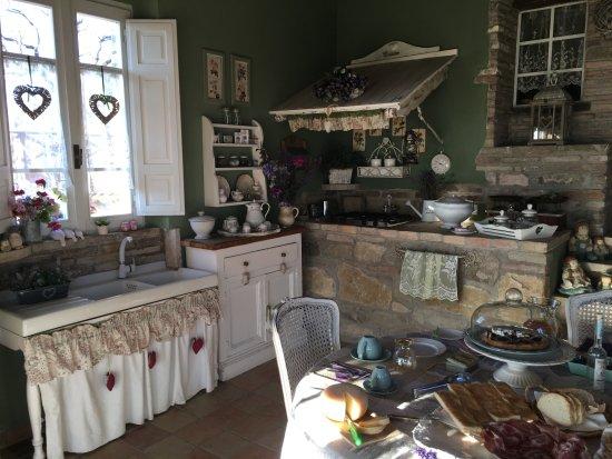Gualdo Tadino, Italia: sala colazione