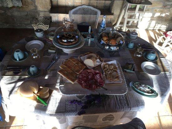 Gualdo Tadino, Italia: colazione