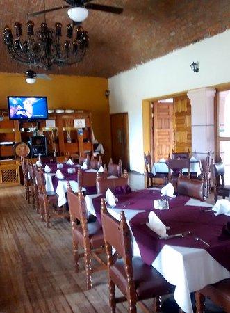 "Catavina, เม็กซิโก: salle du ""restaurant"""