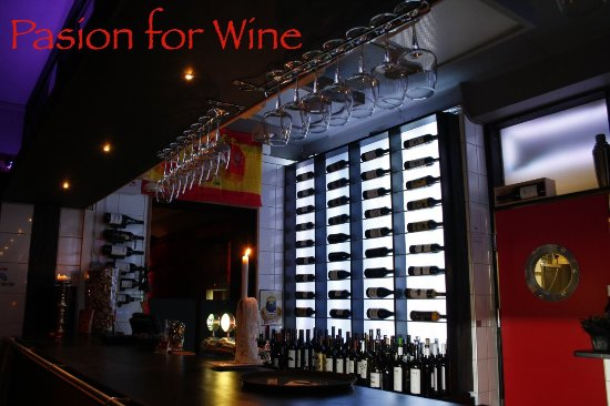 Trollhattan, Sweden: Pasion Tapas & Wines