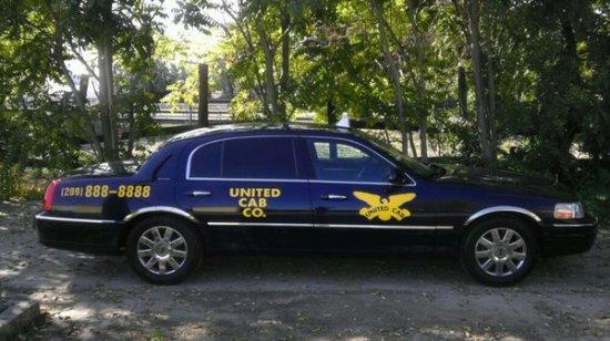 Modesto, كاليفورنيا: Modesto Taxi Service