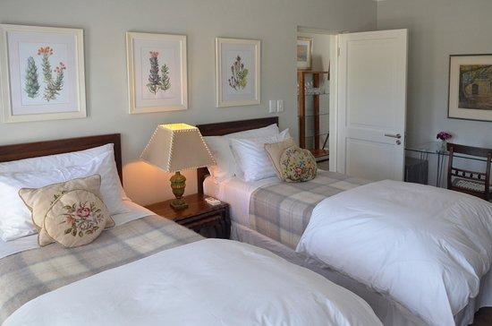 Riebeek Kasteel, South Africa: Vineyard Views Country House Luxury Room 1