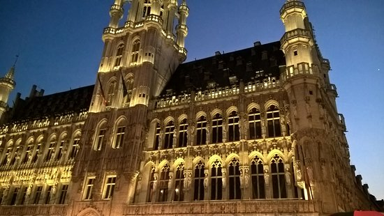 Novotel Brussels Grand Place Picture