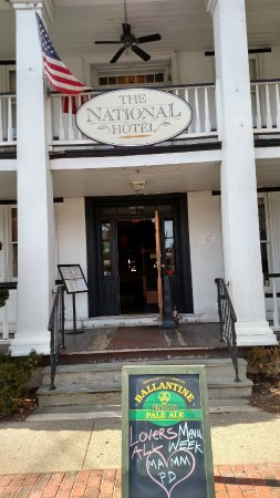 Frenchtown, Nueva Jersey: Historic Hotel