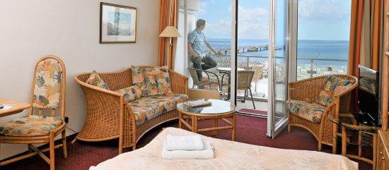 Grossenbrode, Germany: Entspannen im Ostsee-Hotel garni