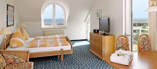Grossenbrode, Germany: Komfortabel wohnen im Ostsee-Hotel garni