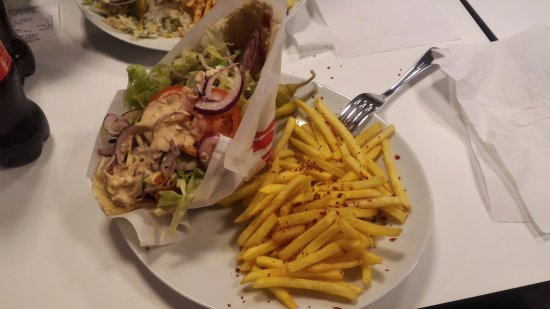 Paras Kebab Helsinki