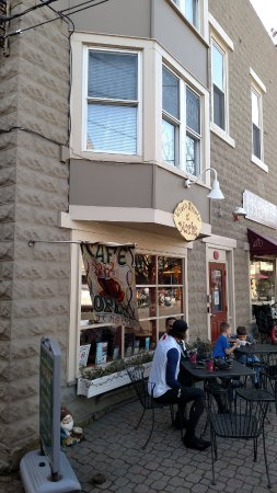Frenchtown, Nueva Jersey: A must stop coffee house