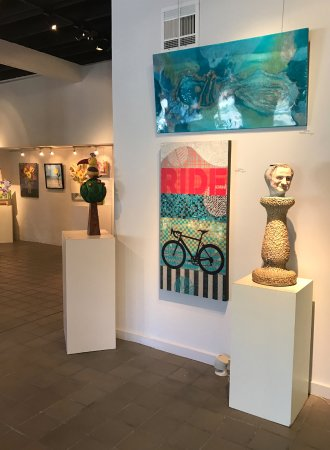 Winter Garden, FL: Mixed media show at SoBo Gallery