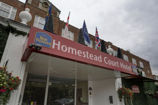 Best Western Welwyn Garden City Homestead Court Hotel Updated 2017 Prices Reviews England