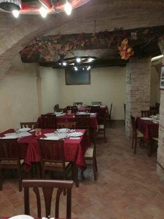 Sant'Angelo in Vado, Italia: La Sala degli Archi