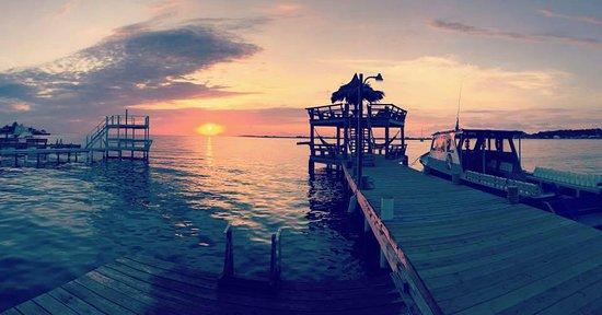 Utila, Honduras: Unforgettable sunsets