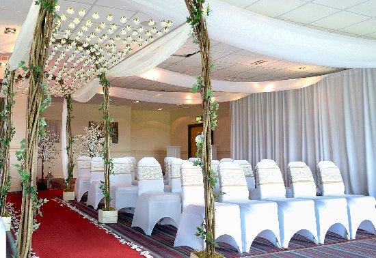 Saltash, UK: Weddings at St Mellion