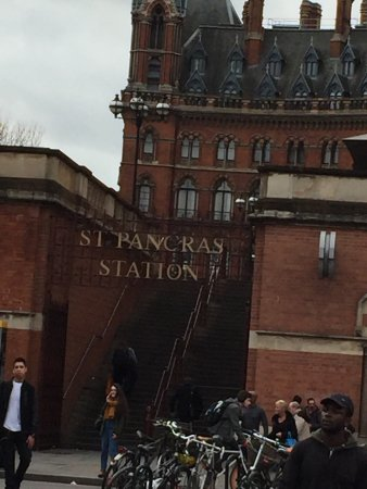 St. Pancras International Station: photo6.jpg
