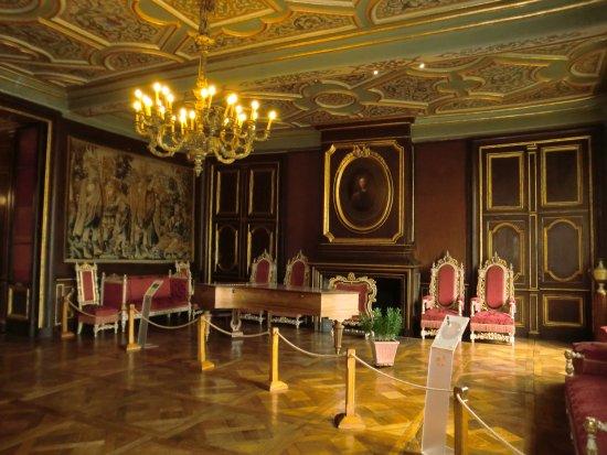 Chateau de Modave : タぺストリーの間