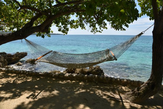 Bluefields, Jamaica: Plenty of places to relax!