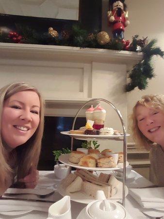 Jesmond Dene House: Lovely afternoon tea!