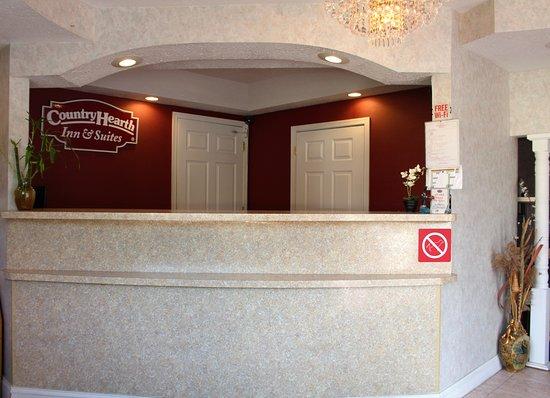 Country Hearth Inn Atlantic City/Galloway: Lobby