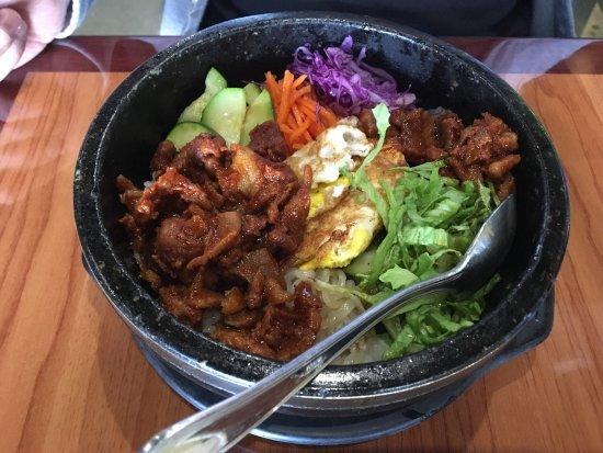 Roseville, CA: Best Bibimbab