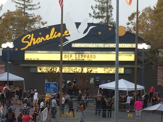 Mountain View, CA: Shoreline Amphitheatre