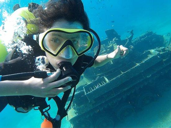 Aqaba Pro Divers: Children dive with us!