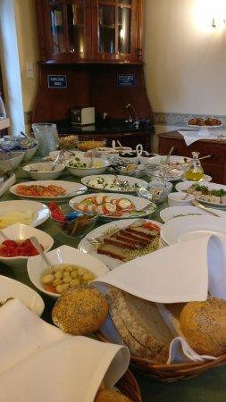 Maltanski Hotel: Breakfast