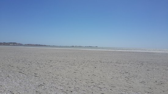 Paternoster, South Africa: beach