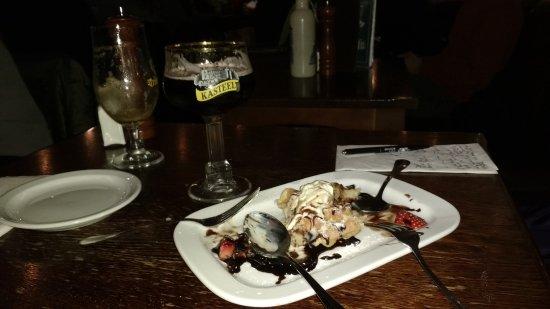 Lowlander: Belgium Waffle and Kastel Rouge