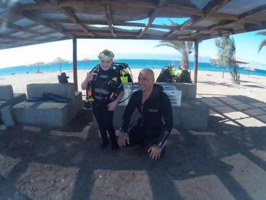 Aqaba Pro Divers: A great bubble maker! :)