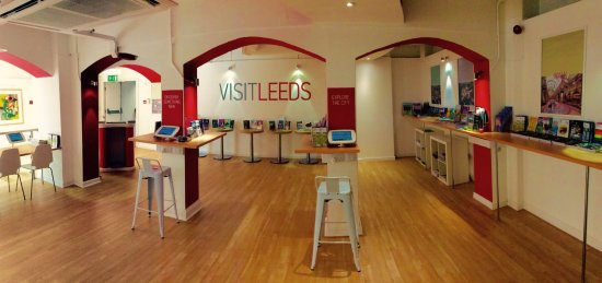 VisitLeeds and Art Gallery Shop