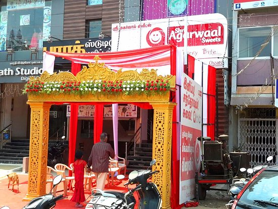 Shri Agarwaal Sweets, Erode - Restaurant Reviews, Phone Number