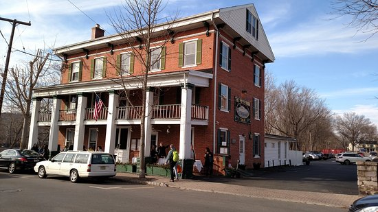 Frenchtown, Nueva Jersey: Dining Outside