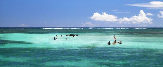 Le Francois, Martinique: Bagnoire de joséphine - La belle Kréole îlet Thierry le François