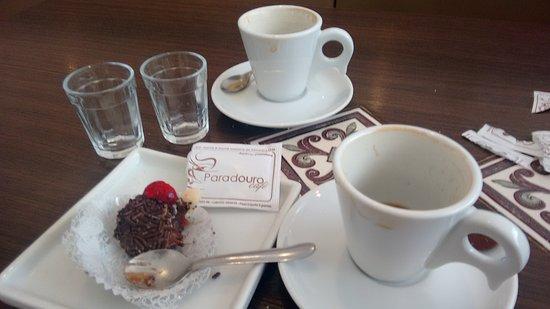 Canoas, RS: Café saboroso