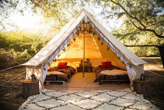 Zion West Ranch Our Luxury Tents Private property & Our Luxury Tents Private property - Picture of Zion West Ranch ...