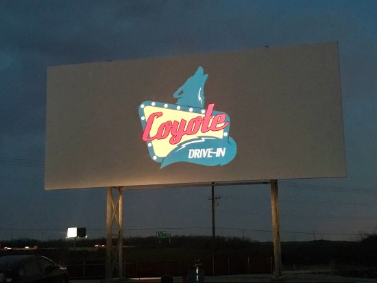 Coyote Drive In Theatre Lewisville