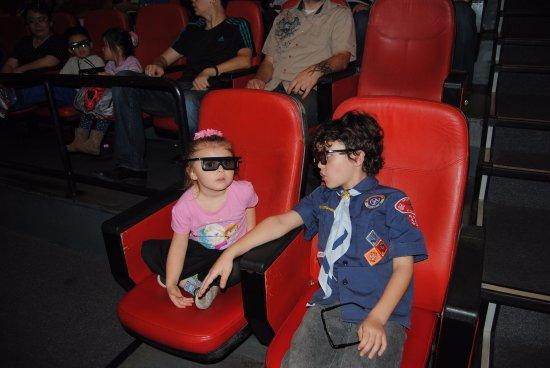 Grapevine, TX: 4D Cinema