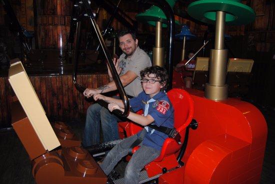 Grapevine, TX: Merlin ride