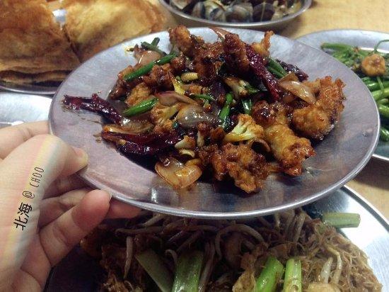 Butterworth, Malasia: seafood