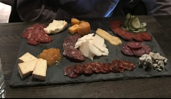 Basalt, CO: Charcuterie board