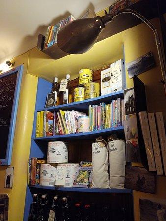 Au Gouter breton chez Tudal : Livres et objets