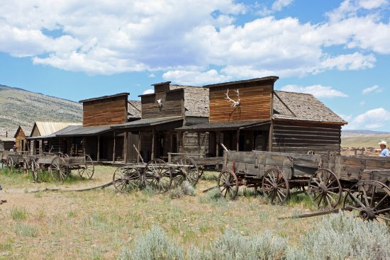 Cody, WY: Old Trail Town