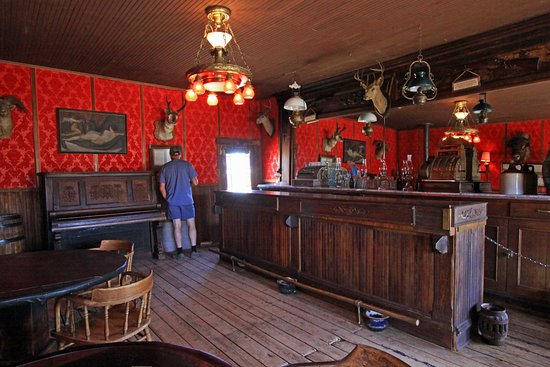 Cody, WY: The River Saloon (1888)