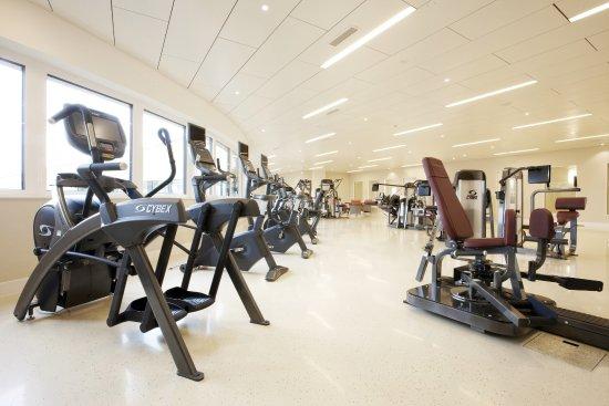 Oberwaid - Kurhotel & Privatklinik: Gym