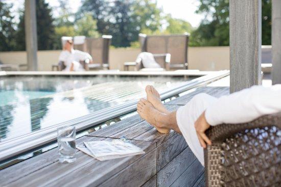 Oberwaid - Kurhotel & Privatklinik: Outdoor Spa Pool